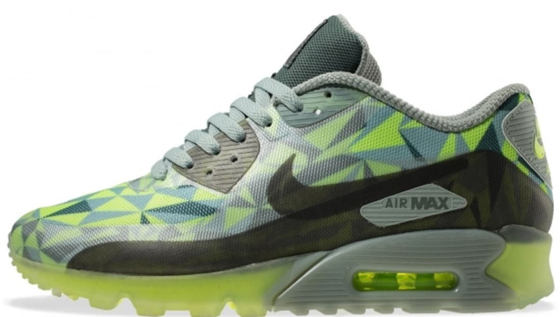 Nike Air Max '90 Ice VoltMica Green Dark Mica Green Black