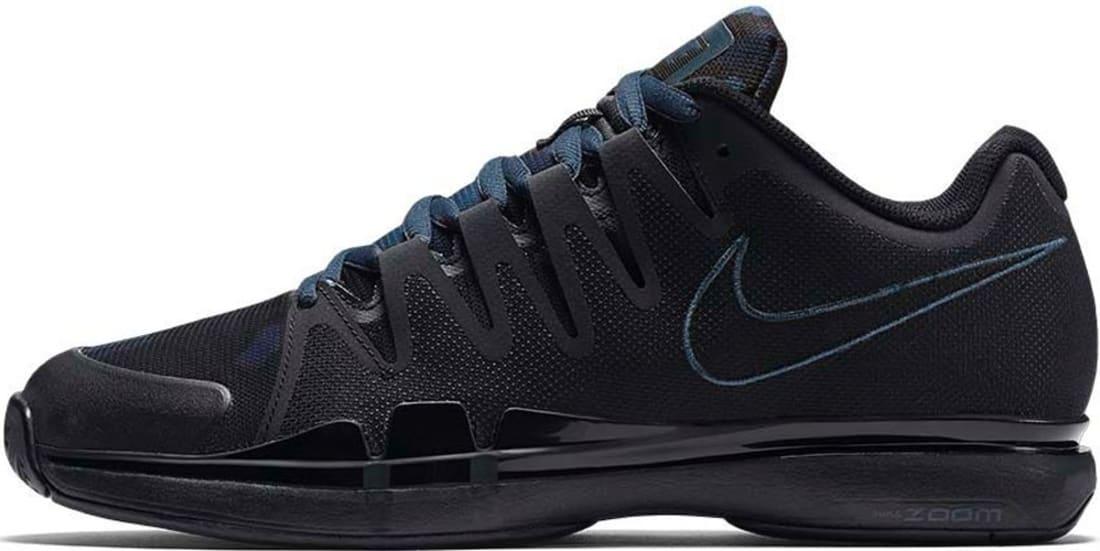 Arábica cerebro Lubricar  Nike Zoom Vapor 9.5 Tour Safari Camo Black/Squadron Blue | Nike | Sole  Collector