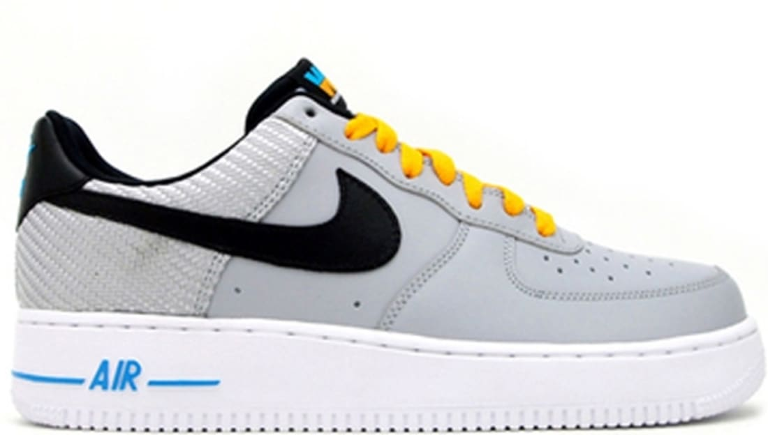 Nike Air Force 1 Low Wolf Grey/Black
