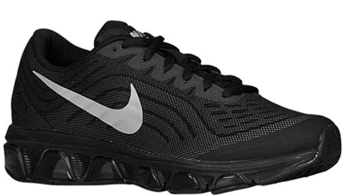 reputable site 29f90 8789f Nike Air Max Tailwind 6 Women s Black Reflect Silver-Dark Grey-Volt