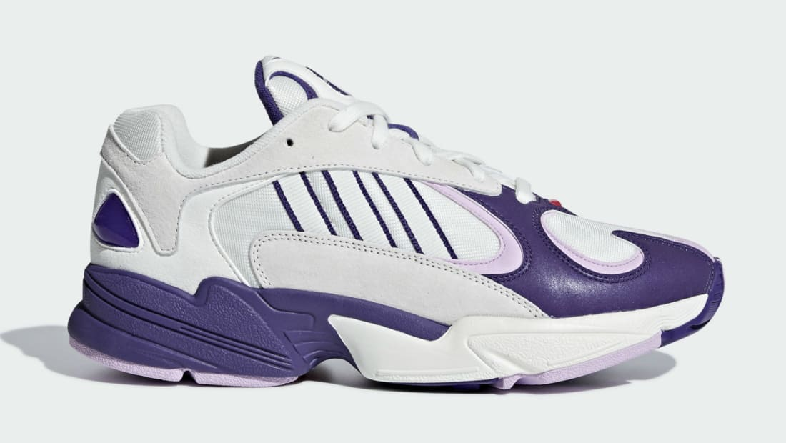 buy popular b73ed b2dcd Dragon Ball Z x Adidas Yung-1