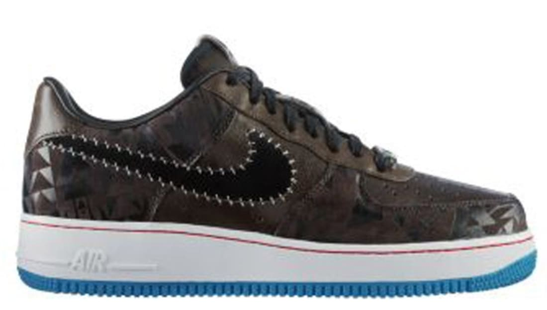 the best attitude 27f01 2decd Nike Air Force 1 Low Premium N7 Baroque Brown Black-Sol-Dark Turquoise