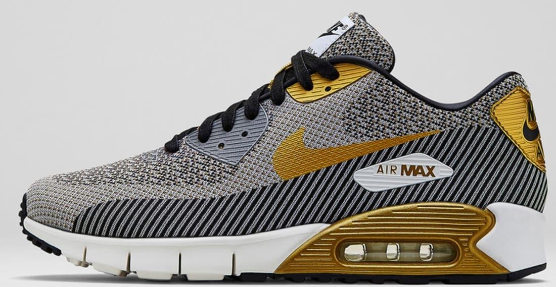 Nike Air Max '90 JCRD Premium QS IvoryMetallic Gold