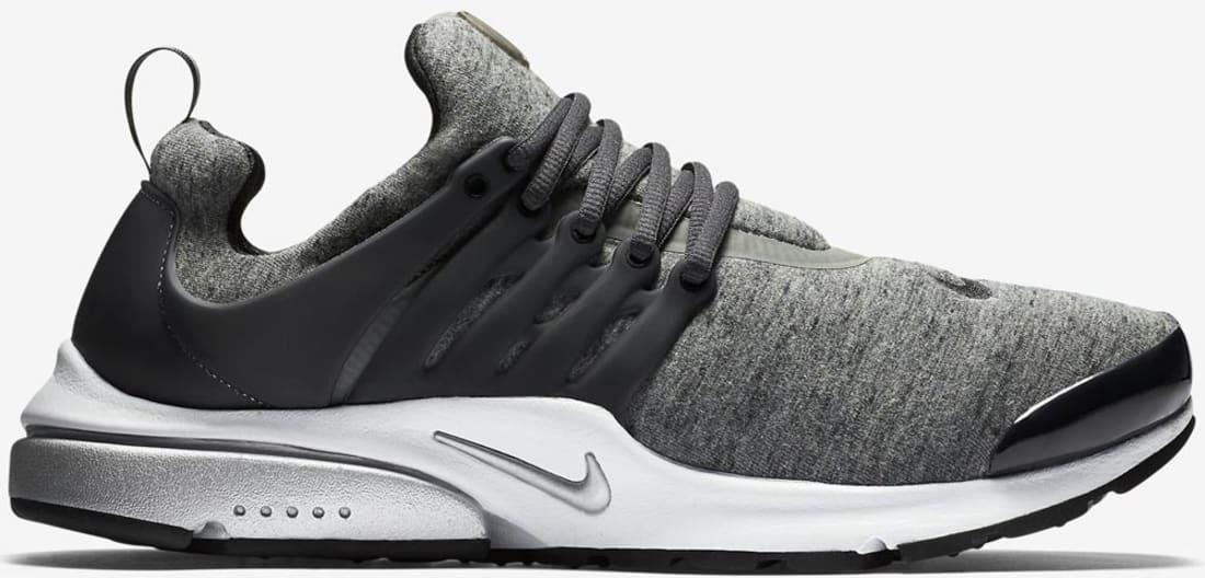 buy online 70033 bf5fd Nike · Nike Sportswear · Nike Air Presto. Nike Air Presto Grey Tech Fleece