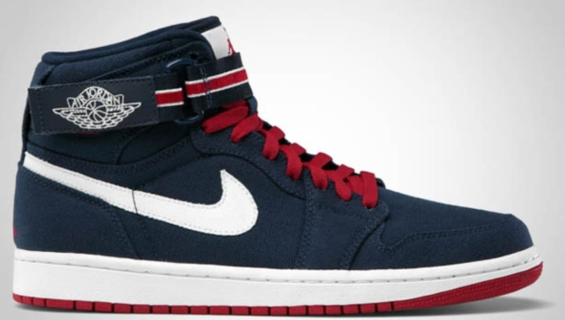 a26c3b5f995e Air Jordan 1 Retro High Strap Independence Day
