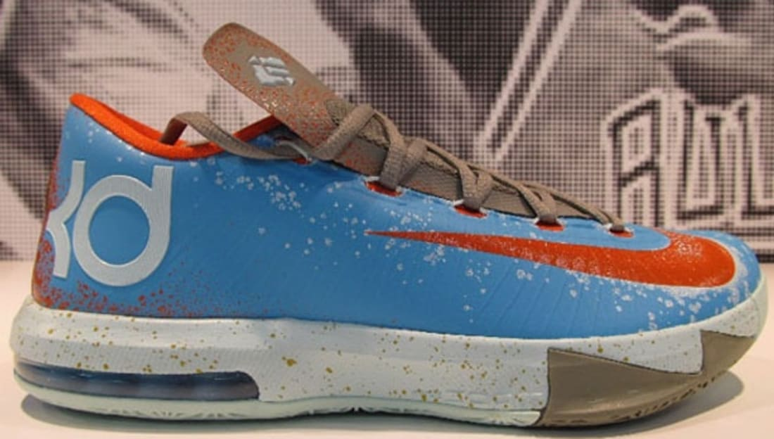 613ae2394bad Nike · Nike KD · Nike KD 6 (VI). Nike KD 6 Maryland Blue Crab