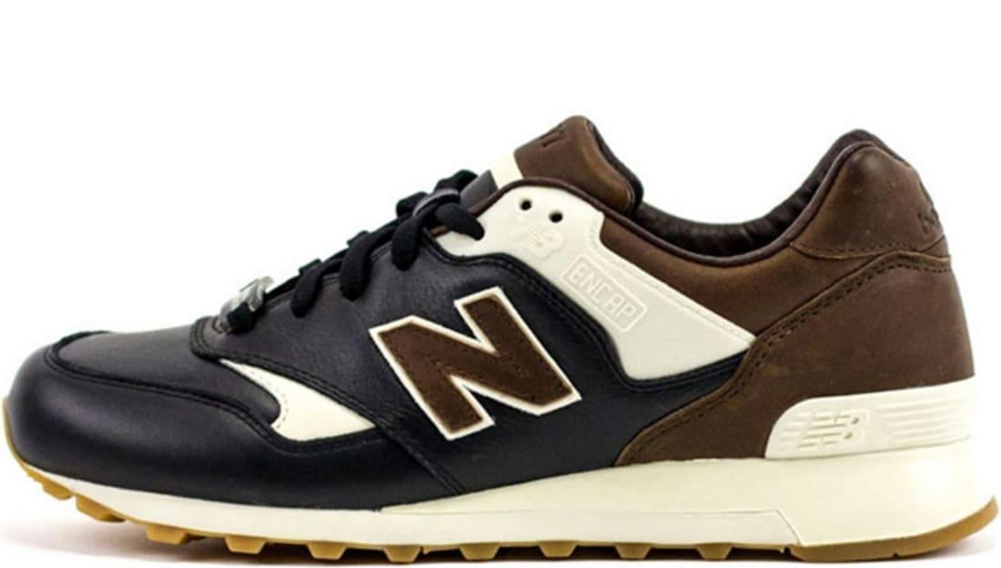 New Balance 577 Navy/Brown
