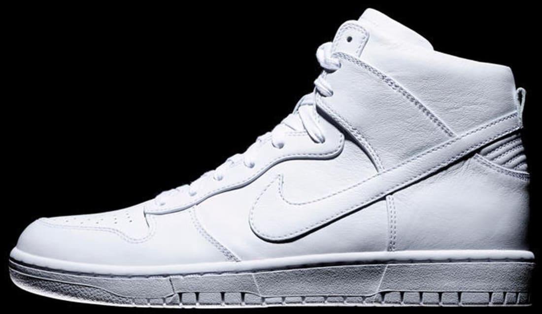 Nike Dunk Lux High SP White/White