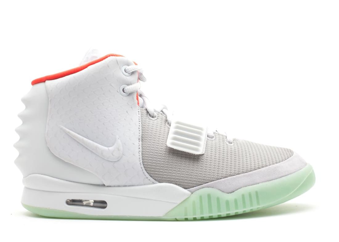 Nike Air Yeezy 2 (II)