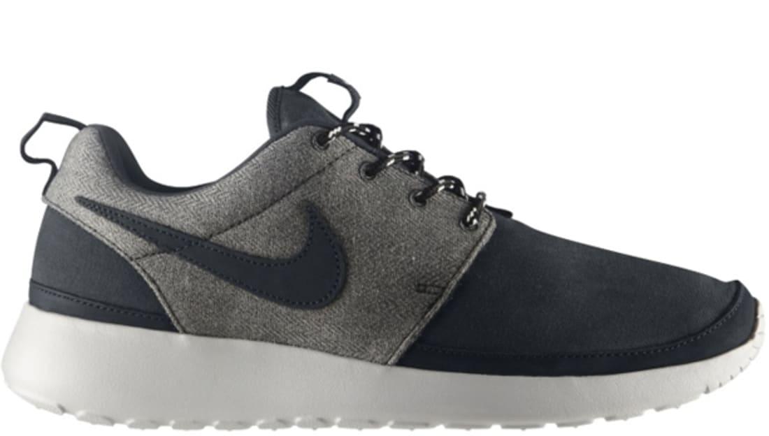 cf513bd4241a9 Nike Roshe Run Premium NRG Anthracite Anthracite-Metallic Platinum ...