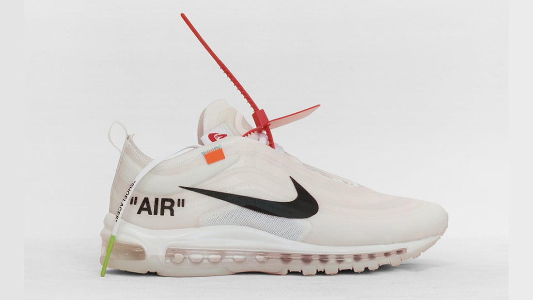 afb45db561e0 Off-White x Nike Air Max 97