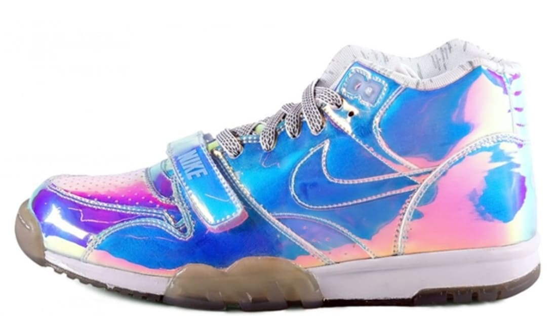 Complaciente Excelente Deber  Nike Air Trainer 1 Mid Premium QS Multi-Color/Ice Blue | Nike | Sole  Collector