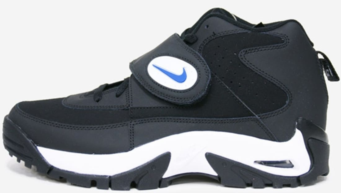 low priced 5067c 33e54 Nike Air Mission Black/True Royal-White | Nike | Sole Collector