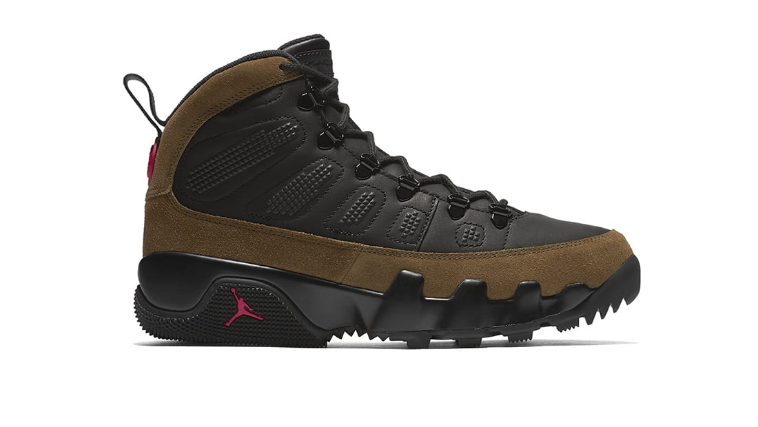 6858ddee5736 Air Jordan 9 Retro Boot NRG