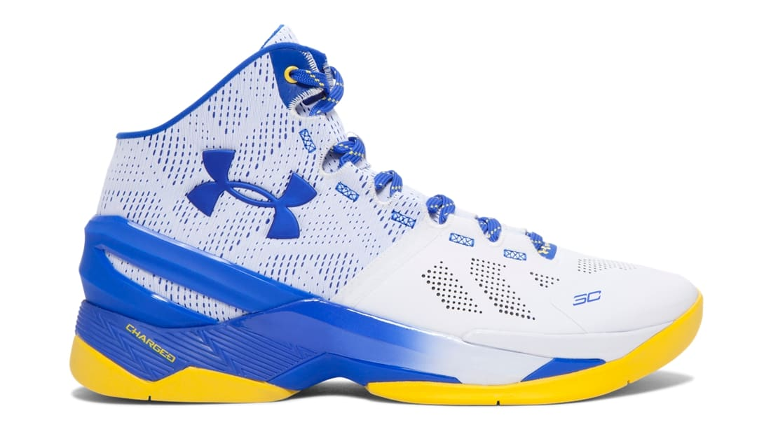 Under Armour Curry Two (2)