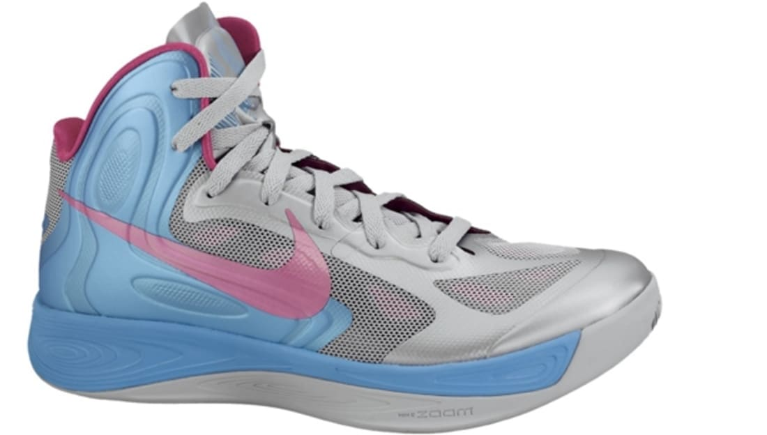 Nike Zoom Hyperfuse 2012 Fireberry