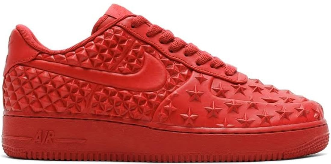 Nike Air Force 1 Low '07 LV8 VT Gym Red/Gym Red-Gym Red