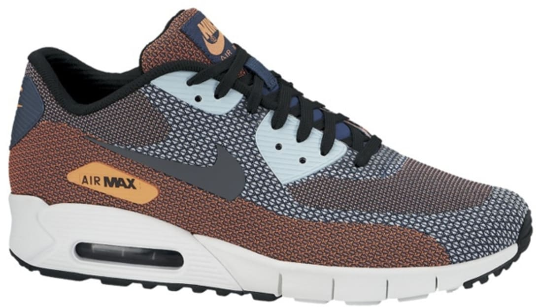 Nike Air Max '90 JCRD Squadron Blue/Anthracite-Atomic Orange-Summit White