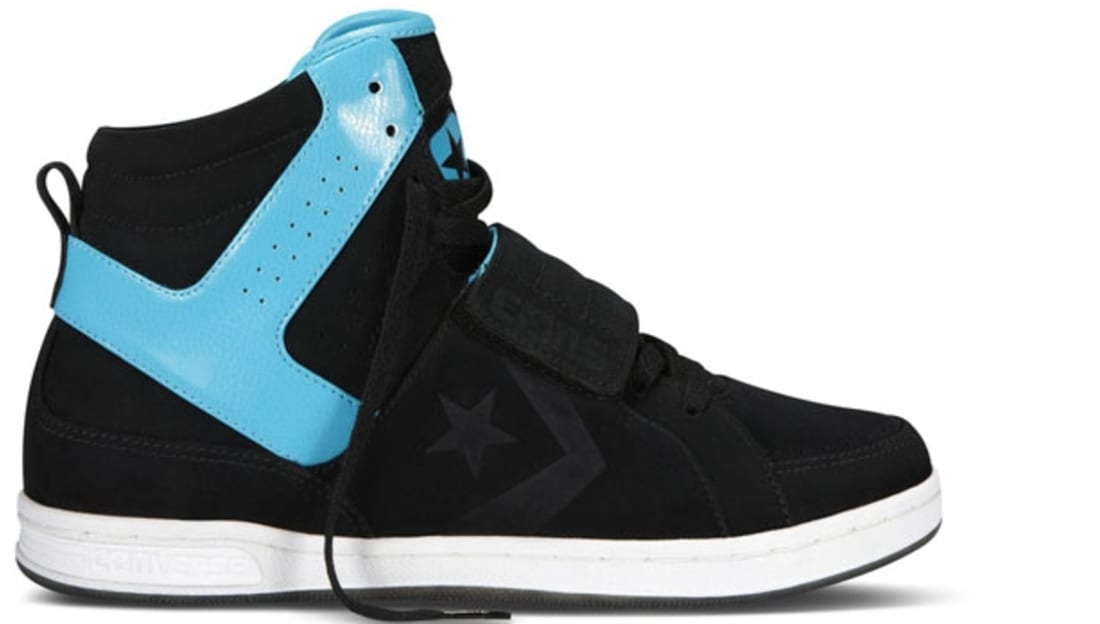 Converse Anarchy Hi Black/Peacoat Blue-White