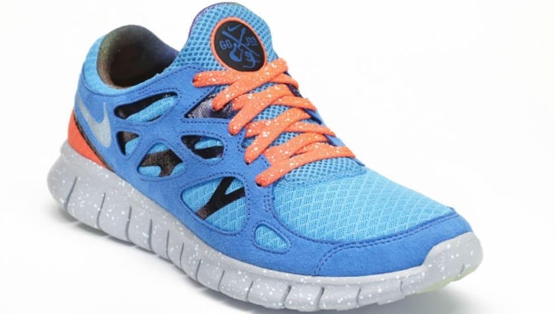 f48bf9c8aee Grant s Nike Free Run+ 2 DB Doernbecher