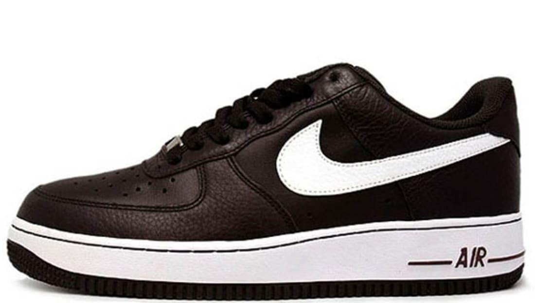 Nike Air Force 1 Low Black Tea/White