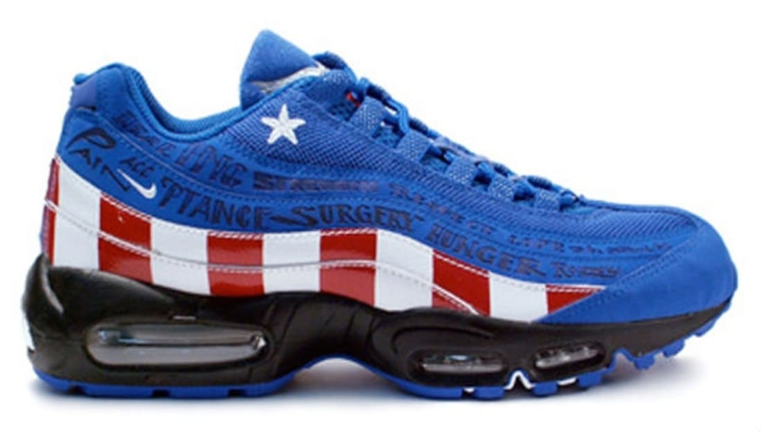 sports shoes b76dc dfec4 Mike's Nike Air Max '95 LE DB Doernbecher | Nike | Sole Collector
