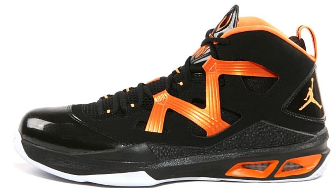 Jordan Melo M9 Black/Citrus-White