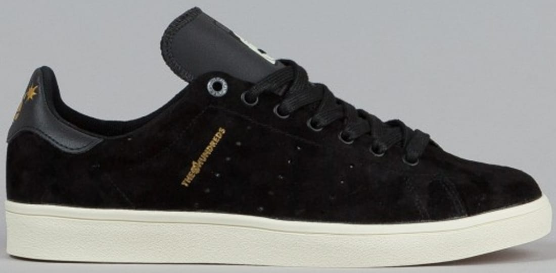 adidas Stan Smith Vulc Black/Black-White | Adidas | Sole ...
