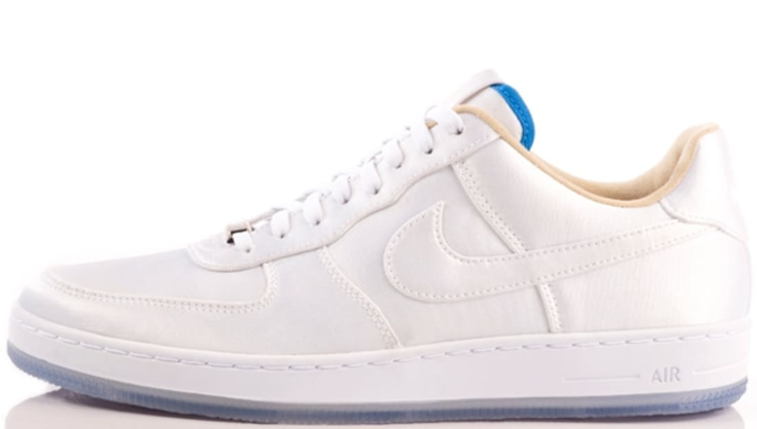 finest selection b1d86 3f371 Nike Air Force 1 Downtown Low White White