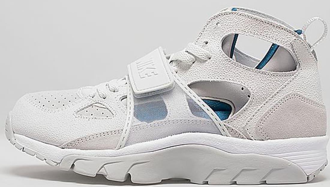 Nike Air Trainer Huarache Pure Platinum/Blue Frolic