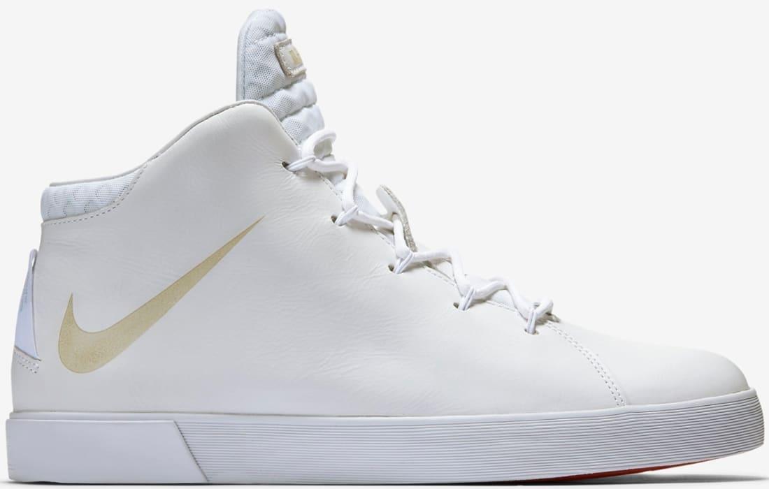 Nike LeBron XII NSW Lifestyle White/White