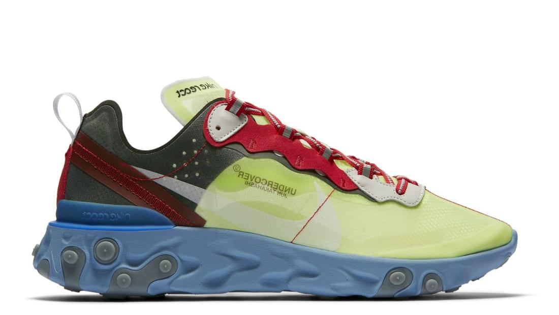 17f737f2905d Nike · Nike Running · Nike React Element 87. Undercover ...