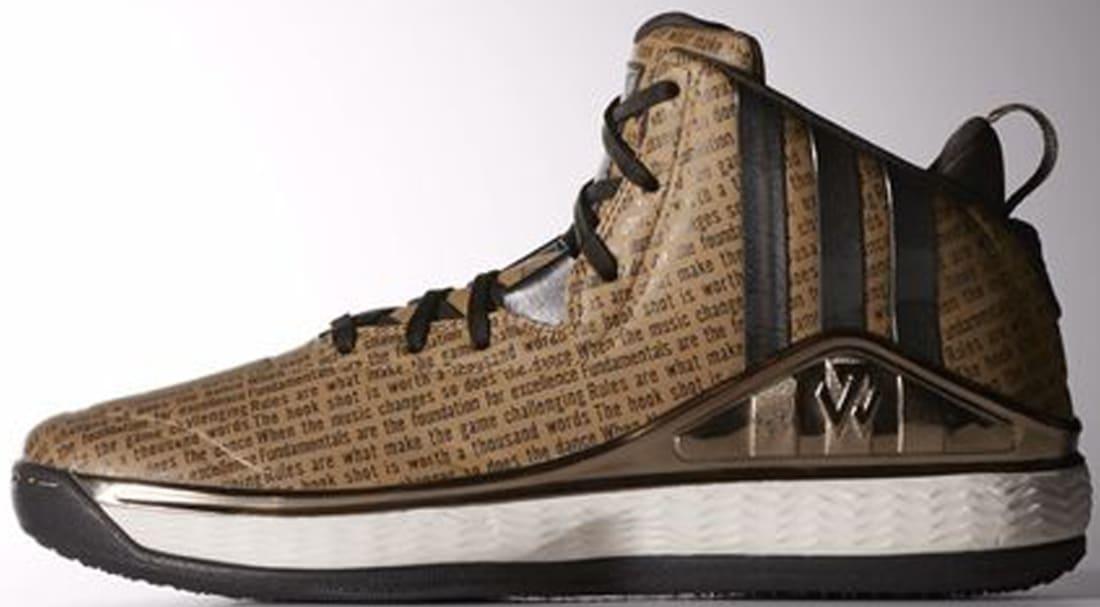 adidas J Wall 1 Cardboard/Light Brown-Night Brown