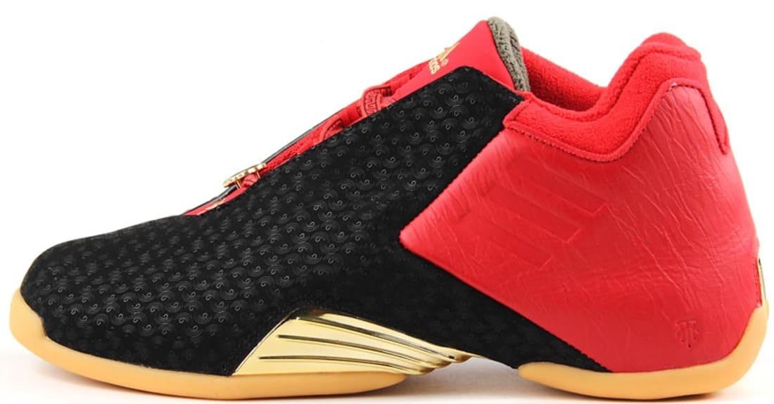 adidas T-Mac 3 CNY Black/Red-Gold