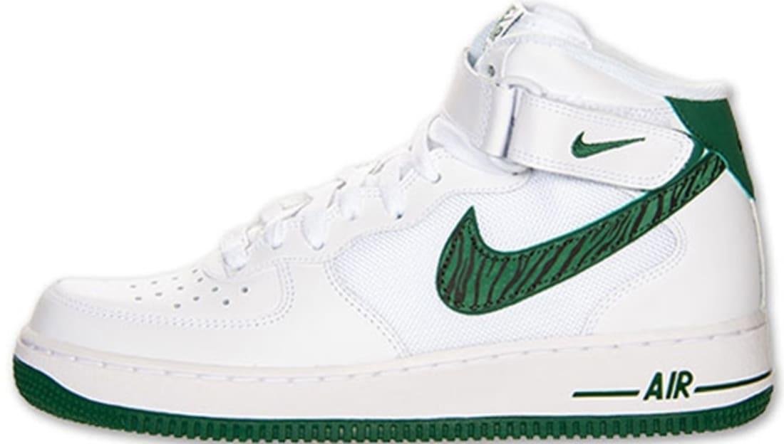 Nike Air Force 1 Mid '07 White/Gorge Green