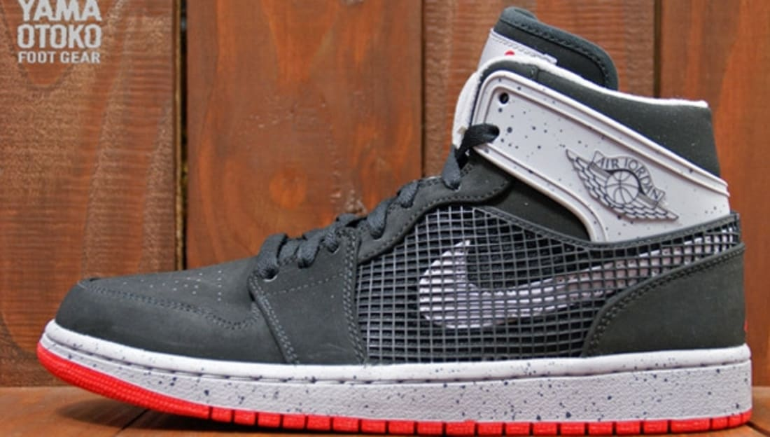 b6d791c744d Air Jordan 1 Retro  89 Black Cement