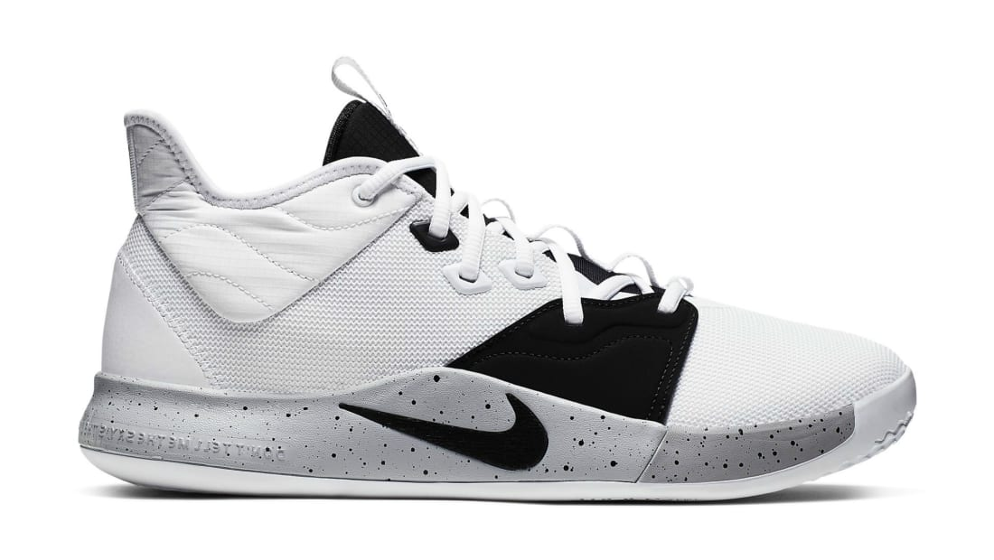 Nike PG 3 White/Black