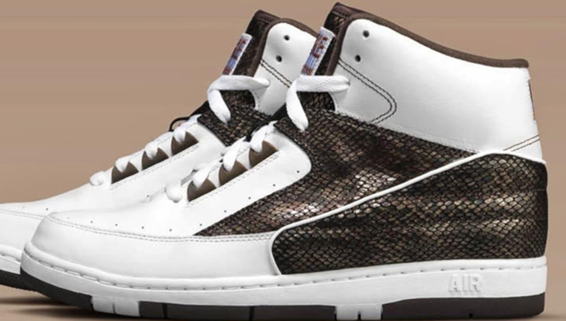Nike Air Python Lux SP White/Baroque Brown