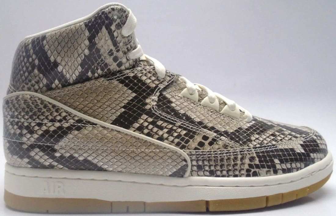 Nike Air Python Premium Brown/Sail-Gum Light Brown-Light Stone