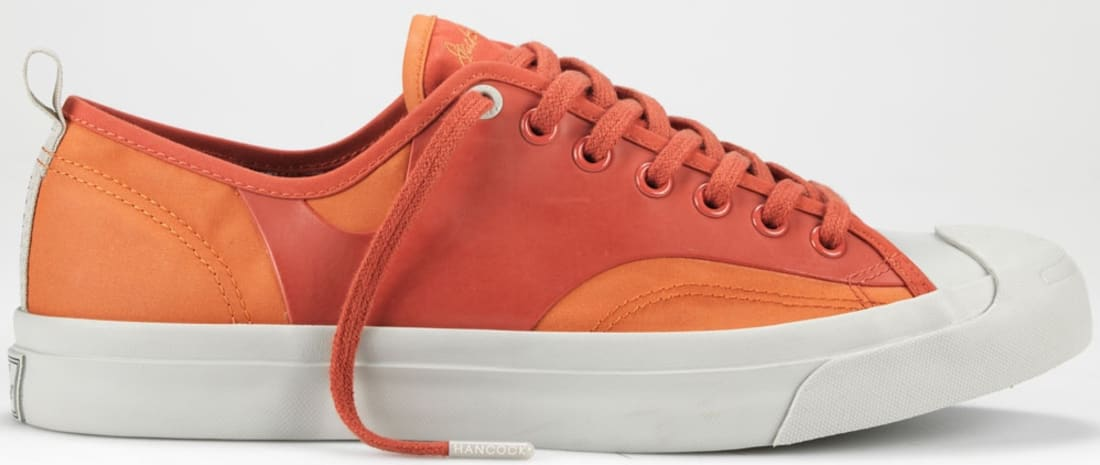 Converse FS Jack Purcell Rally Orange/Orange