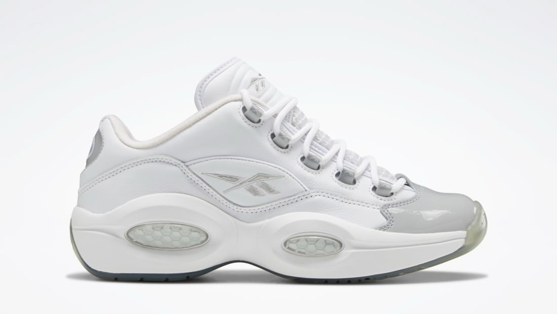 Reebok Question Low Ftwr White/Pure Grey 3/Pure Grey 2