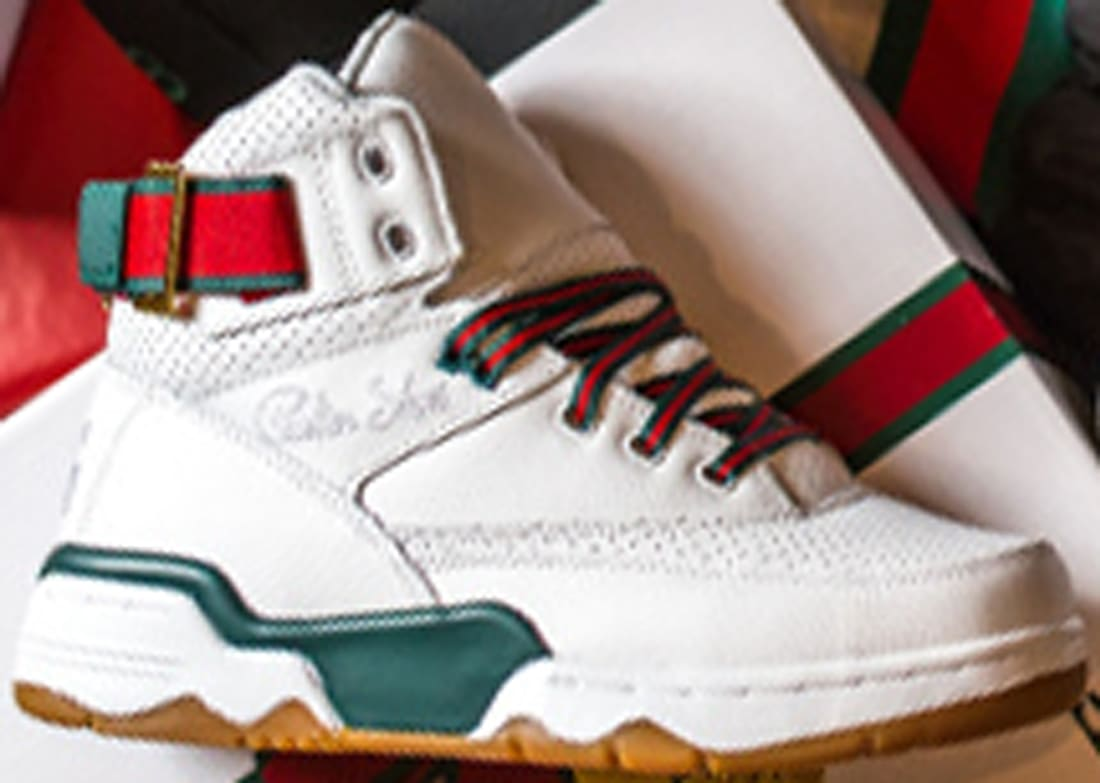 Ewing Athletics · Basketball · Ewing 33. Packer Shoes x Ewing Athletics  Ewing 33 Hi Miracle On 33rd St. 1dcb74688