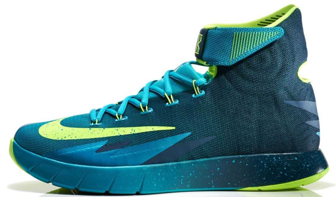 Nike Zoom HyperRev Turbo Green/Volt Ice-Nightshade
