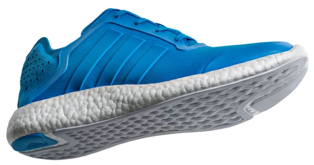 adidas Pure Boost Solar Blue/Solar Blue