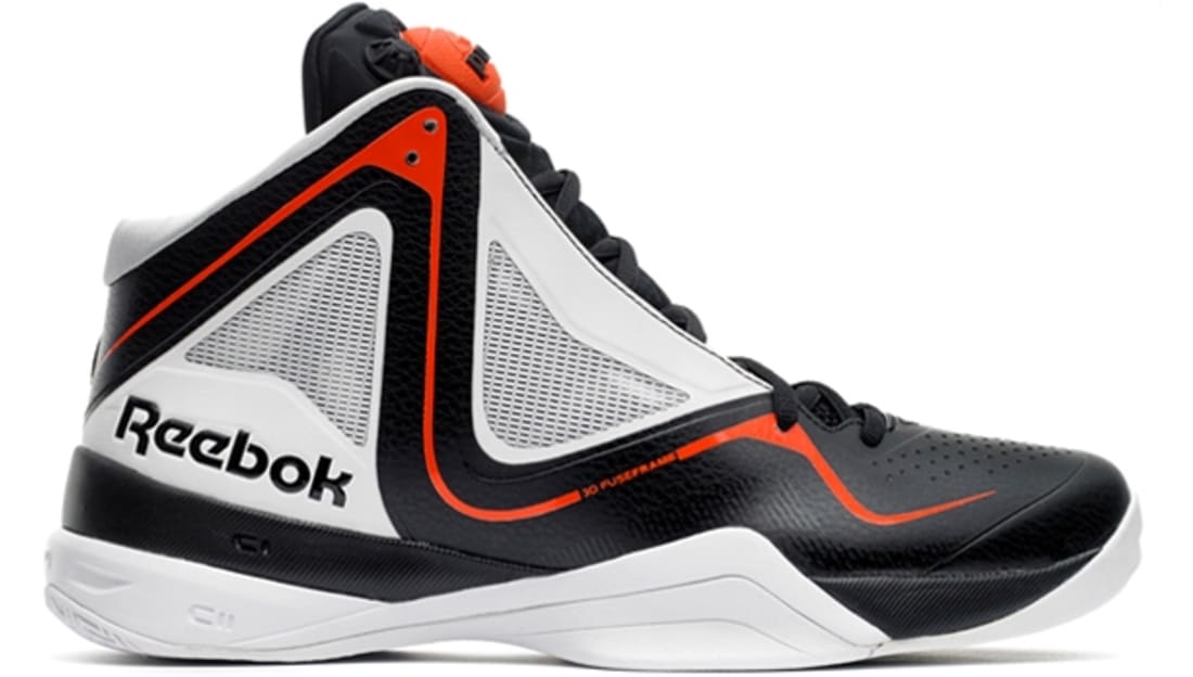 Reebok Pumpspective Omni White/Black-Orange