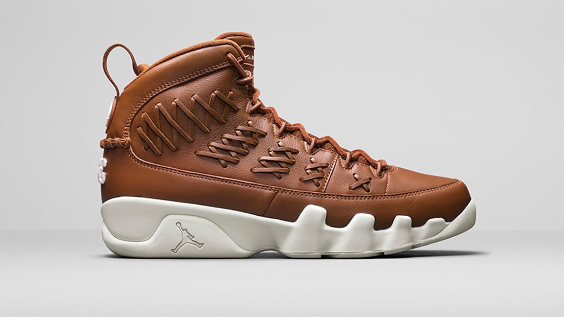 new products ce7ca 0da48 Air Jordan 9 Pinnacle