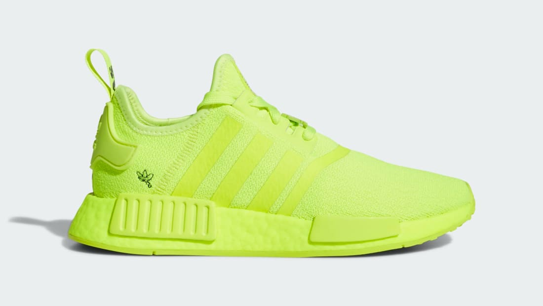 Adidas NMD_R1 Women's Core Black/Solar Yellow/Cloud White