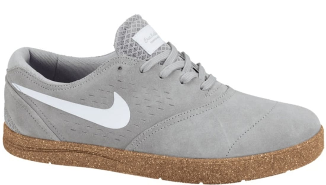 Nike Eric Koston 2 SB Wolf Grey/White-Gum Medium Brown