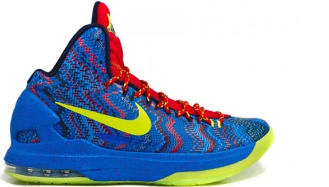 hot sale online ade8d c82a9 Nike KD 5 Christmas   Nike   Sole Collector