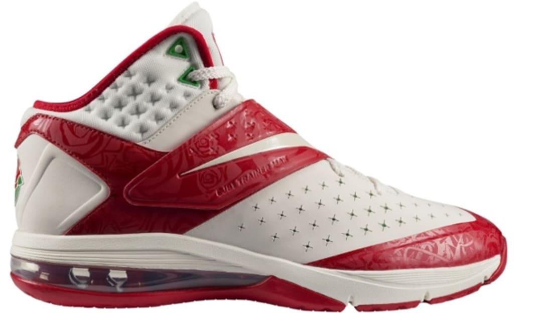 Nike CJ81 Trainer Max University Red/Sail-Apple Green
